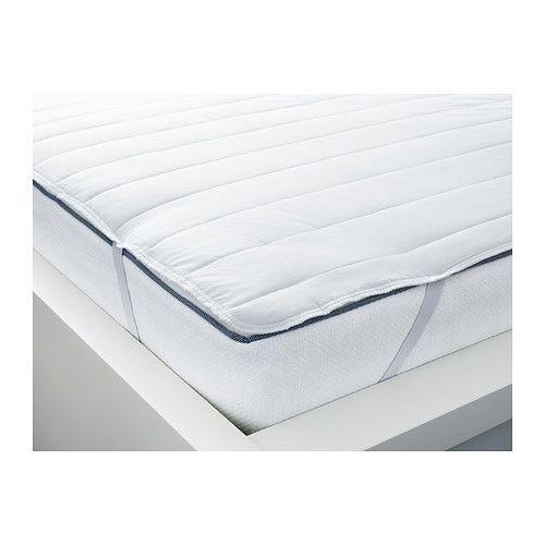 SKYDDA LÄTT Alèse IKEA Protège le matelas des taches et de la poussière, et prolonge sa durée de vie.