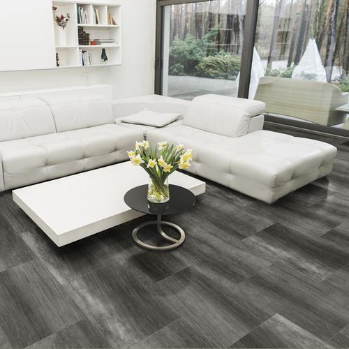 Superfast Tiempo Stormy 12 X 24 Floating Rigid Vinyl Tile Flooring 19 38 Sq Ft Ctn Vinyl Tile Flooring Flooring Vinyl Tile