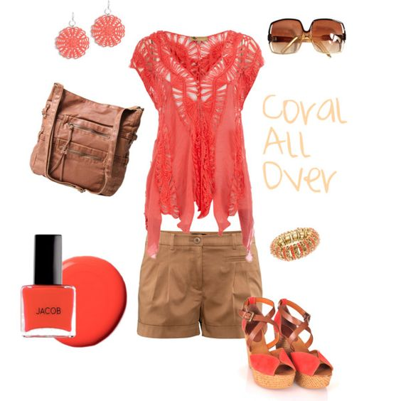 Coral All Over