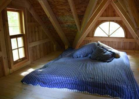 10 X 10 Bala Bunkie In Napanee Ontario 192793 Loft Spaces Cottage Backyard Studio