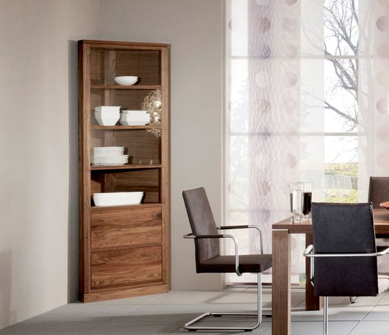 dining wooden furniture dining rooms cabinet dining forward corner