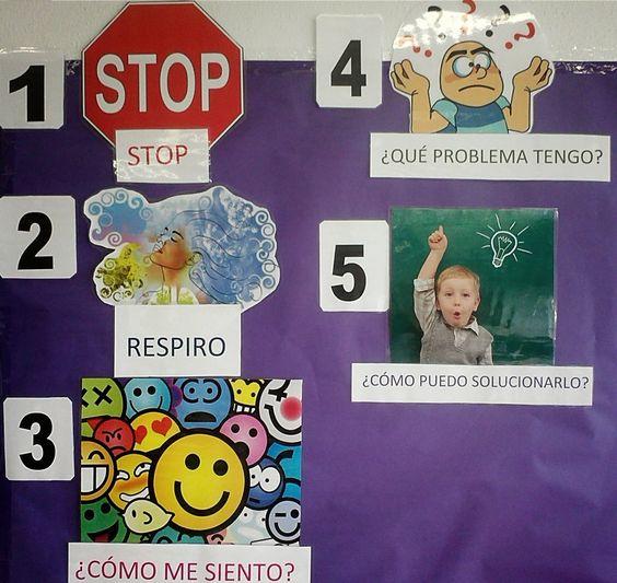 EL COLOR DE LA ESCUELA: RESOLUCIÓN DE CONFLICTOS (INTELIGENCIA EMOCIONAL)