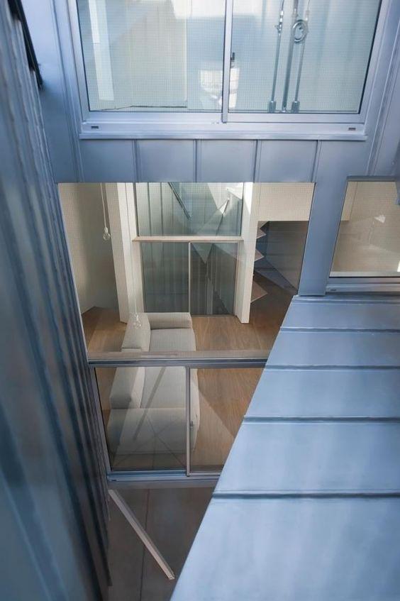 EXCAVADA EN EL CIELO por Alphaville Architects