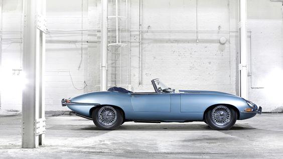 Jaguar E-type Series II, 1969