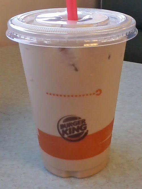 Richard Reviews Everything Burger King Smooth Roast Iced Coffee Vanilla Iced Coffee Recipe Burger King Vanilla Iced Coffee