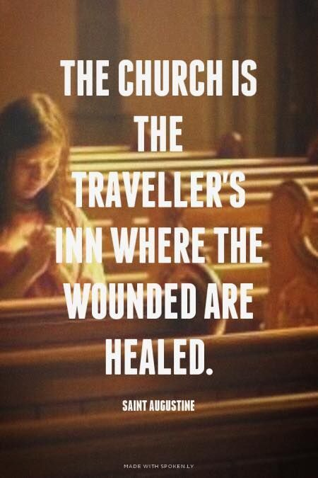 RT @catholiclink_en: Visit the Lord at Church. He's waiting for you in the #Eucharist https://t.co/CUJuhSD1ai