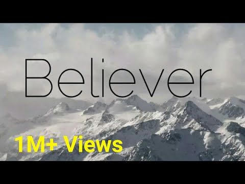 Believer Imagine Dragons Whatsapp English Status Song