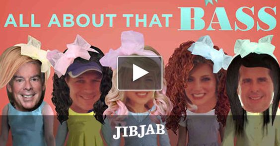 "Big laughs are no treble at all when you cast five in Meghan Trainor's superhit ""All About That Bass!"""