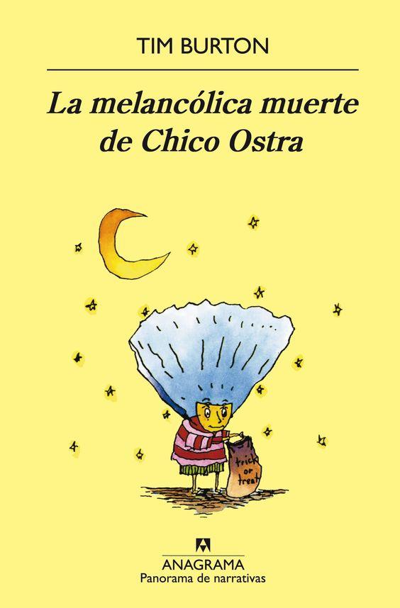 Un libro ágil con personajes extraños, que solo la genial y caótica mente de Tim Burton puede crear.