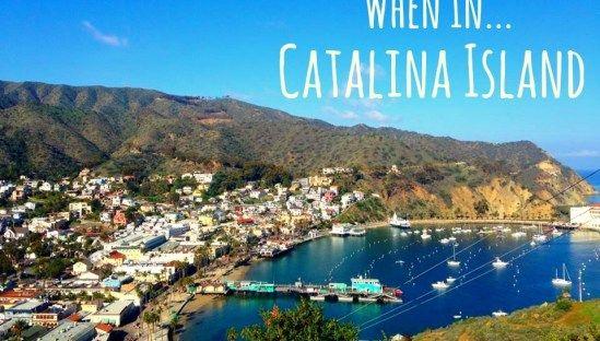 When In Ensenada Mexico Catalina Island Catalina Island