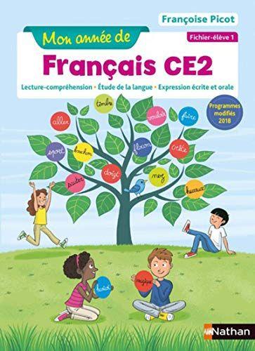 Mon Annee De Francais Ce2 Fichier Eleve 1 Pdf Gratuit