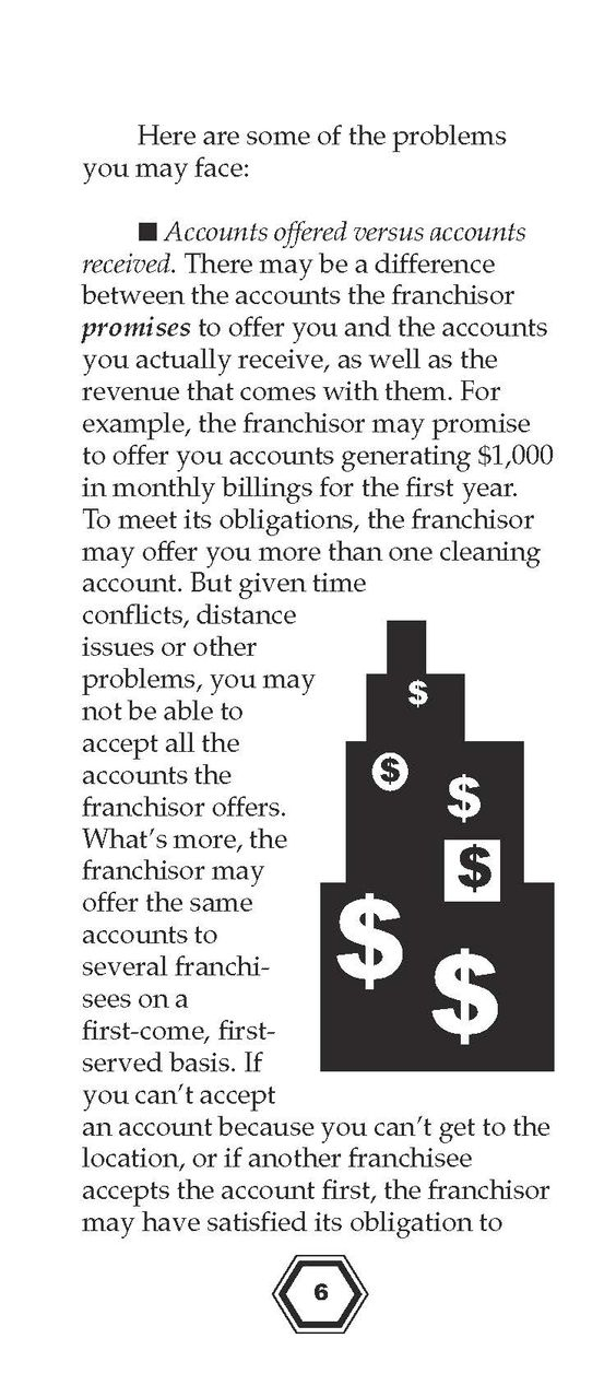 Page 05 Buying a Janitorial Services Franchise Pinterest - knowing about franchise contracts