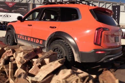 Kia Tackles New Terrain With 2020 Telluride Video Kia Telluride Overland Vehicles