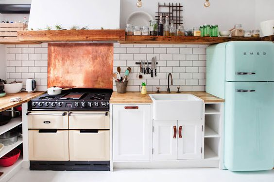 kitchen via kid & coe | Emily Henderson