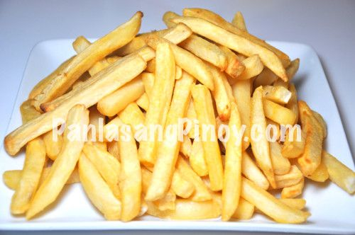 Oven Baked French Fries | Recipe | Oven Baked, Oven Baked French Fries ...