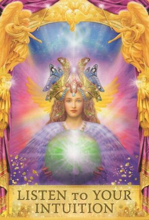 Have faith in your feelings about the circumstances you're experiencing. There is no need to question what you know is true... (keep reading: http://www.freeangelcardreadingsonline.com/2014/angel-answers-oracle-cards-listen-to-your-intuition/):