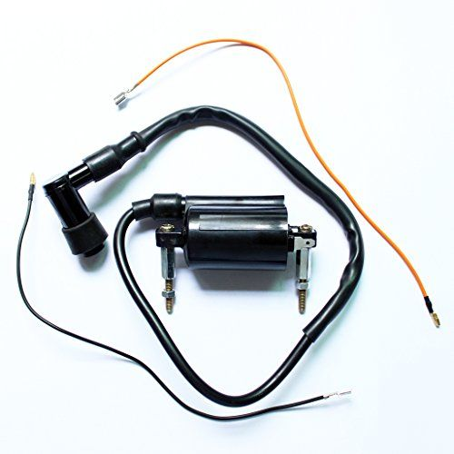 Yingshop Ignition Coil Fits Kawasaki Atv Bayou 300 Klf 300 Klf300 Klf300a Klf300b 1986 1987 1988 2004 Ignition Coil Kawasaki Ignite