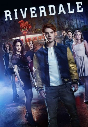 Télécharger fonds d'écran Riverdale, Séries TV, 2017, Madelaine Petsch, Veronica Lodge, Camila Mendes, Betty Cooper, Lili Reinhart, Cheryl Fleur
