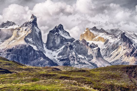 Location: National Park Torres del Paine, Chile