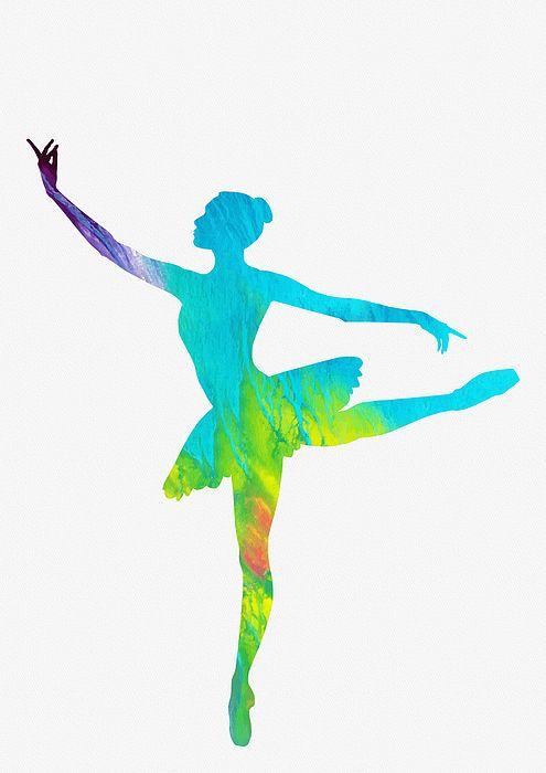 Dancer Print Dancer Digital art print Wall Art Male Dancer Colourful Dancer Contemporary Dance.