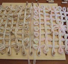 Tutorial per unire due mattonelle al telaio in modo invisibile |Chiocciolina creativa - costruisci il mondo con le tue mani