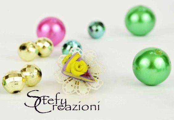 Anello Torta, by Stefy Creazioni, 7,00 € su misshobby.com