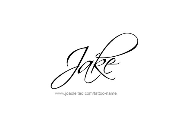cursive letters sheets jake name designs designs names and design 6260