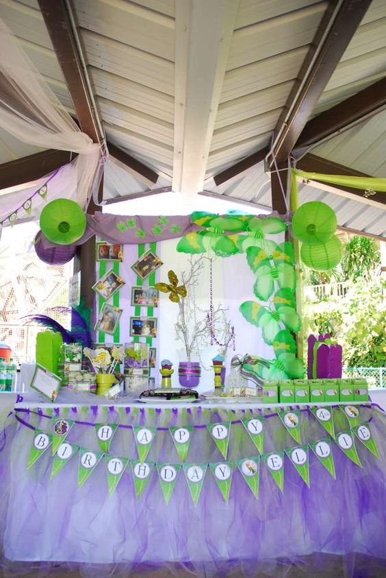 27 best Tinkerbell Party Ideas images on Pinterest Tinkerbell