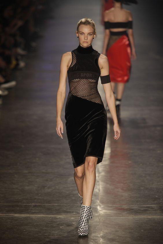 O streetwear 90's da Ellus para o inverno 2016 - Vogue   Desfiles