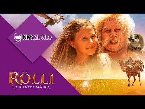 Rolli E A Jornada Magica Filme Completo Dublado Youtube Com
