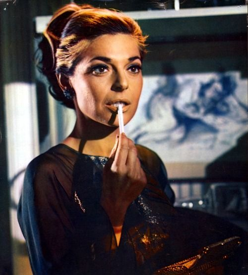 I hope I age like Anne Bancroft