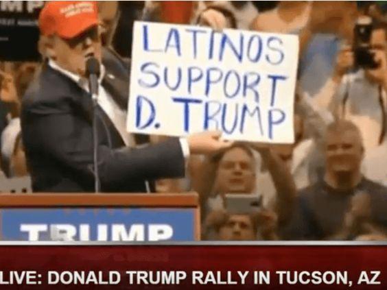 National Poll Shows Donald Trump Surges Among Hispanics, African Americans (9/8/16)
