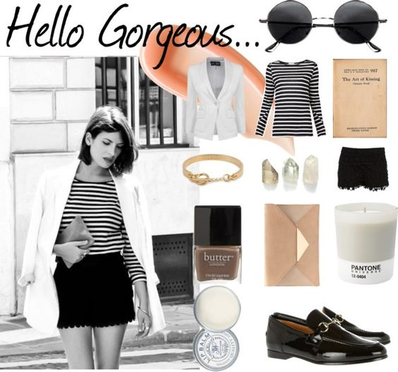 """Hello Gorgeous..."" by aakinal on Polyvore"