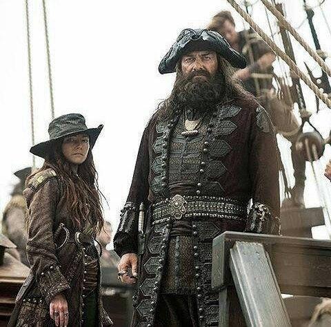 Custom Made For You Black Sails Blackbeard 4 Piece Renaissance Pirate Frock Coat Vest Breeches And Shirt Black Sails Blackbeard Black Sails Blackbeard