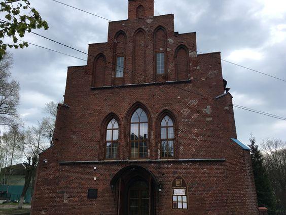 Церковь в Балтийске. Фото: Vladimir Shveda