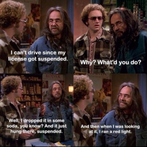 27 Comedy Filled Moments From That 70s Show That Ll Remind You That We Re All Alright That 70s Show Very Funny Jokes Comedy