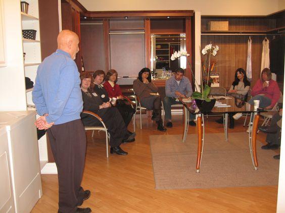 Dan Nilli   Owner Of California Closets Of Cranbury, NJ, Telling Us The  History Of His Wonderful Company | Organizing Made Easy, LLC | Pinterest ...