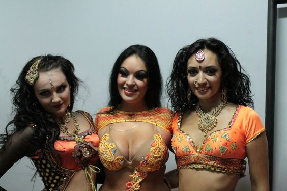 Elena Belova. Dancer Bollywood. Oriental Dance. Russia. by vkcom