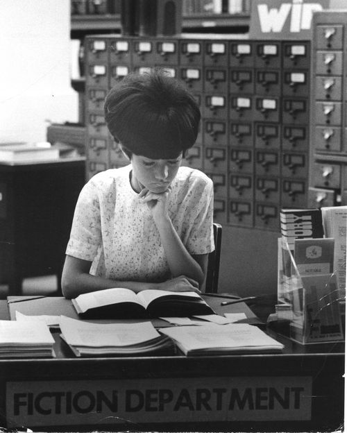 kvetchlandia: George S. Zimbel   Fiction Department   1965