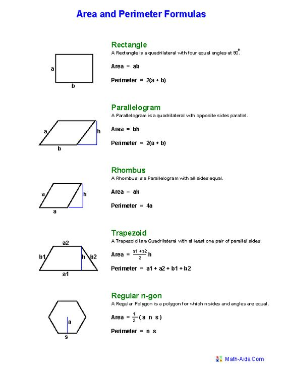 Hexagon Area Worksheets Geometry Worksheets – Maths Geometry Worksheets