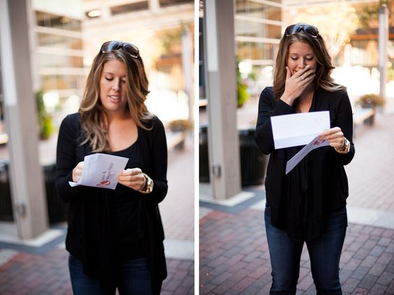 The most AMAZING proposal story ever. Warning-you may cry.