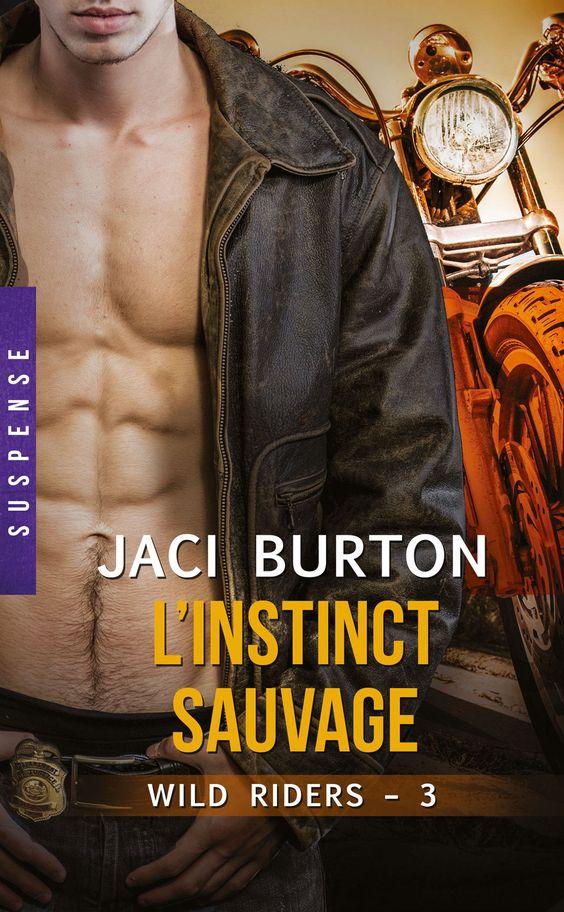 Le troisième tome des Wild Riders, intitulé Instinct Sauvage, est sorti chez Milady le 27 mai dernier. Jaci Burton nous fait découvrirdeux nouveaux héros qui vont devoirinfiltrer un club de striptease... #chronique #roman #suspense #bikers
