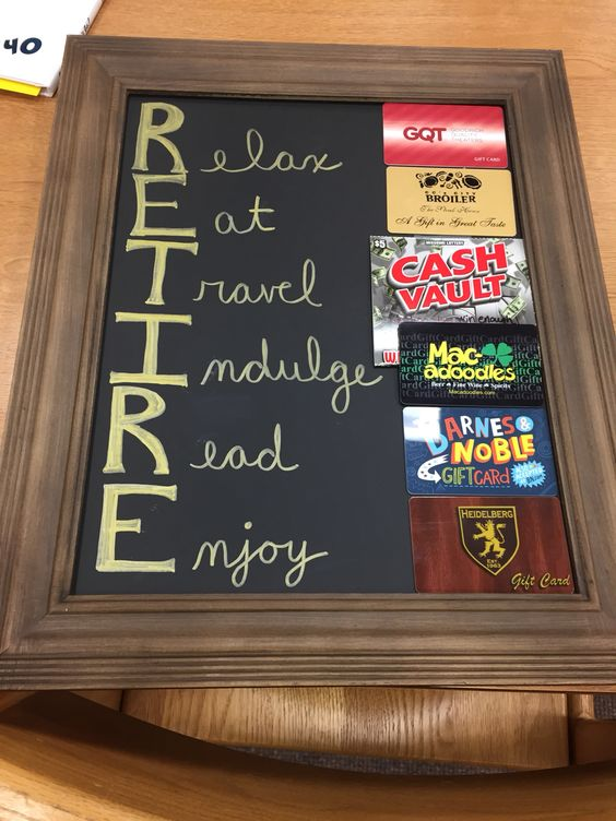 1000+ ideas about Retirement Presents on Pinterest | Retirement Gifts ...