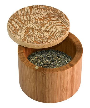 $9  Look what I found on #zulily! Fern Salt Box #zulilyfinds