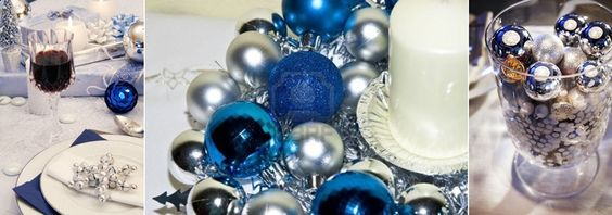 Chrismas FBcover in white and blue  #Christmas #fbcover