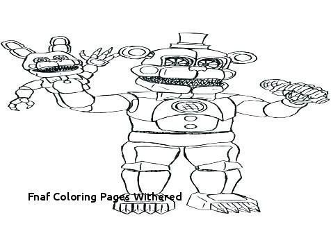 Fnaf Coloring Sheets Inspirational Fnaf Coloring Pages All Characters Fnaf Coloring Pages Withered Fnaf Coloring Pages Coloring Pages Coloring Books