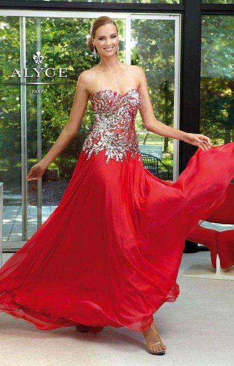 Alyce Paris 6087 Dress - 2014