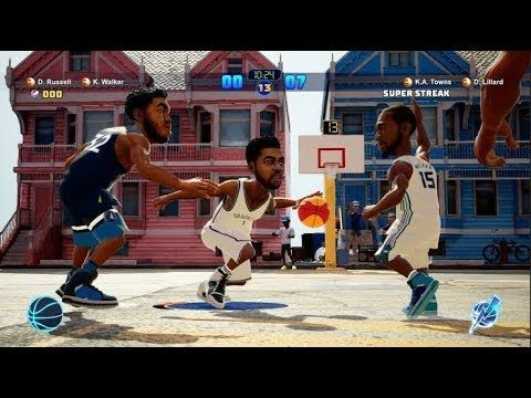 Nba 2k Playgrounds 2 Codex Download With Images New Arcade