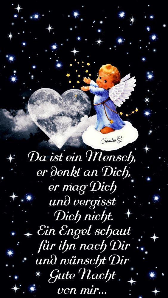 Gute Nacht Engel Bilder Kostenlose Gute Nacht Engel Liebe Gute