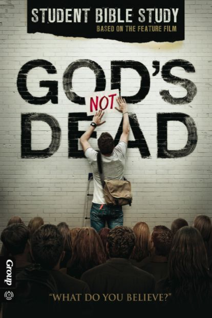 Are you looking forward to seeing God's Not Dead in theaters soon? Here is a FREE resource to download! FREE God's Not DeadStudent Bible Study Download                //